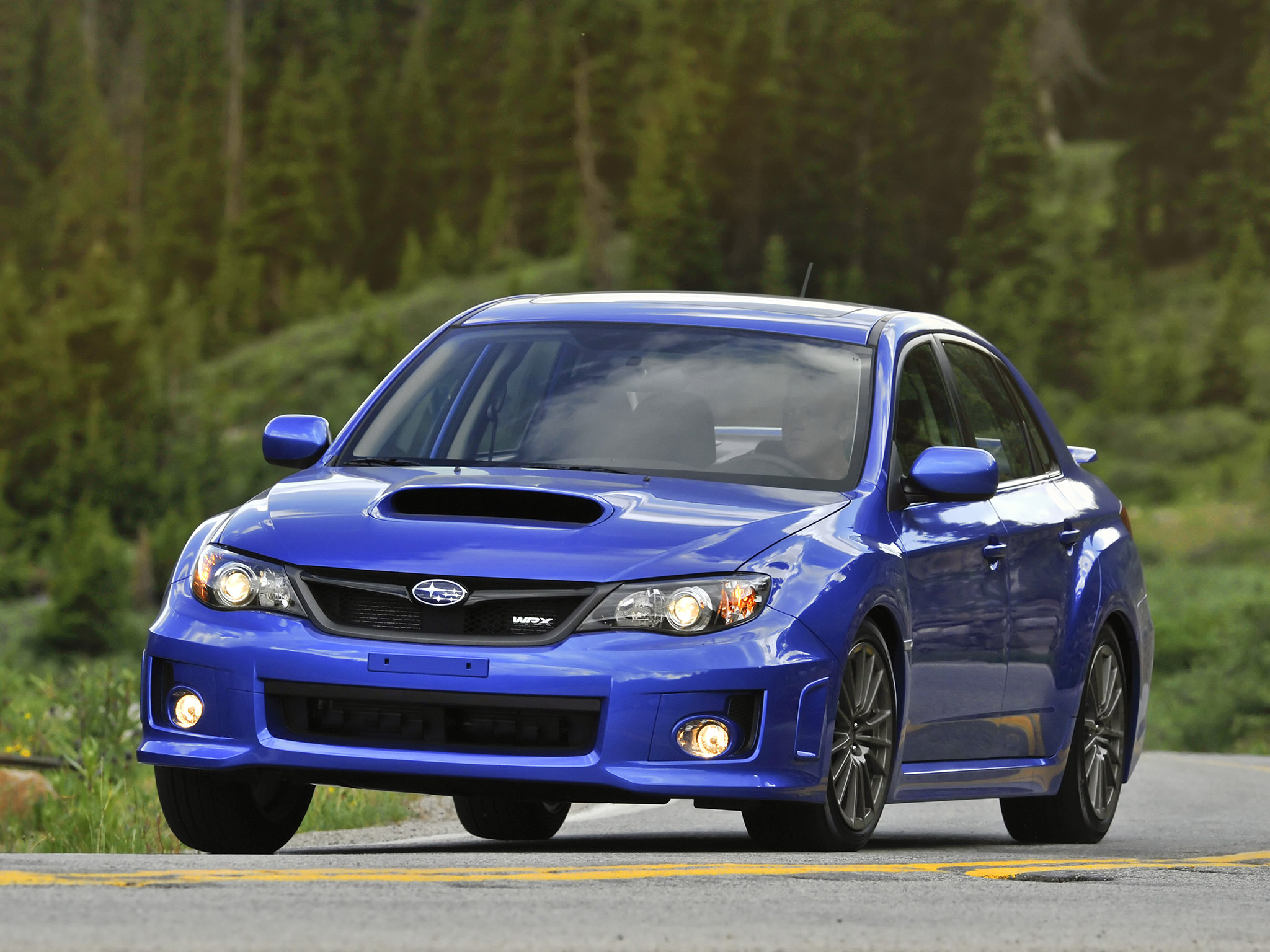 2010 subaru impreza wrx sti hatchback review