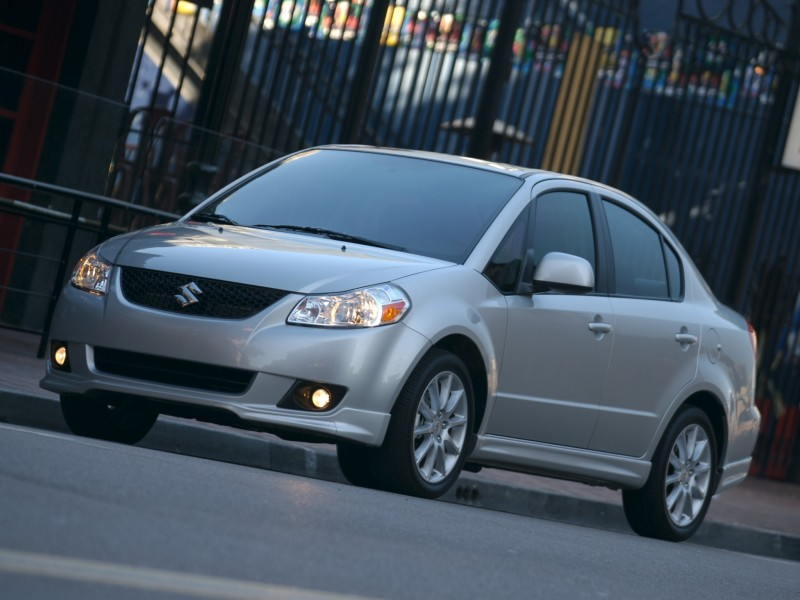 Suzuki SX4 Sedan 2007 Suzuki SX4 Sedan 2007 Photo 09 – Car in ...