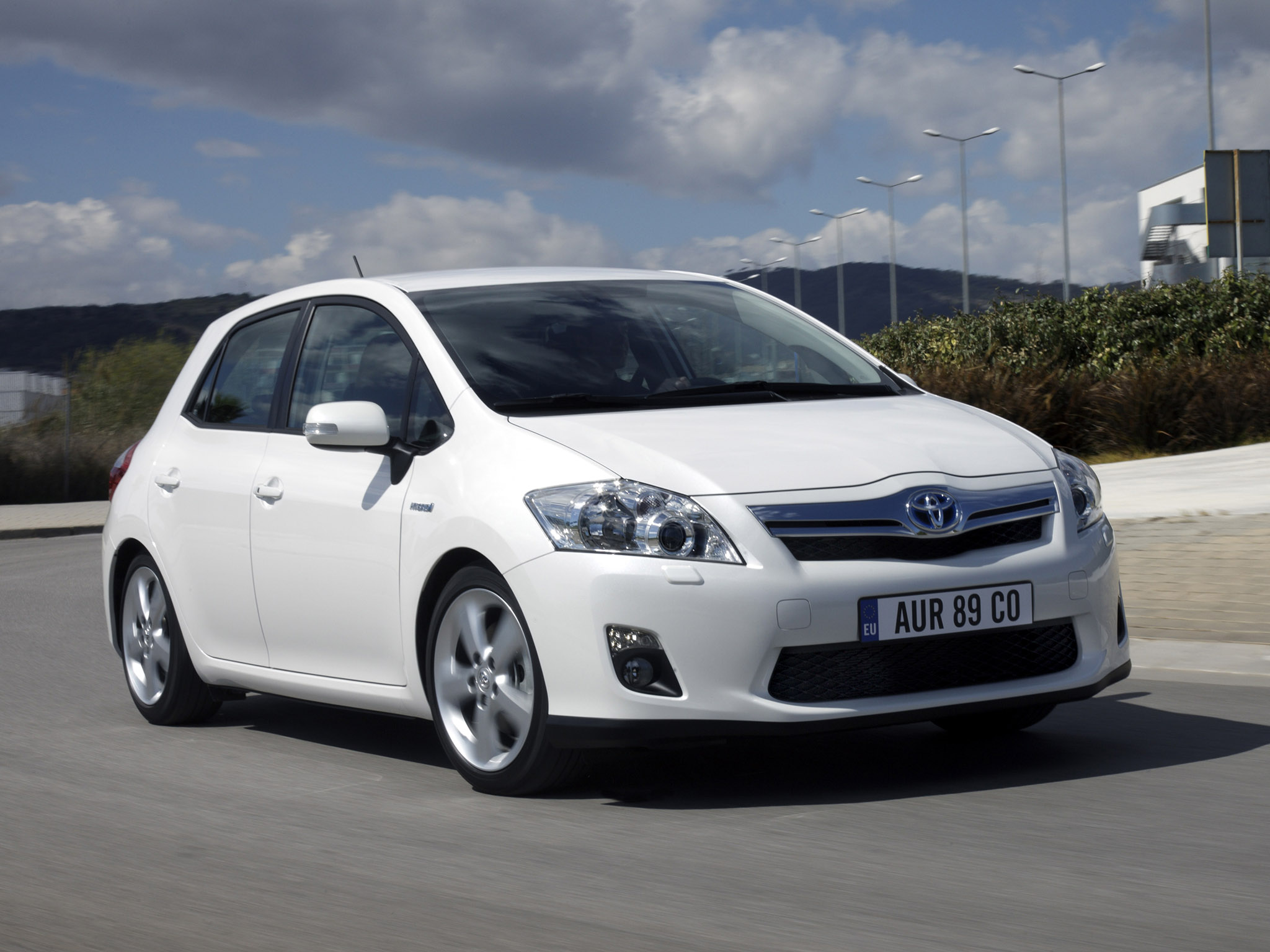 Toyota Аурис форум #11