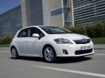 Toyota Auris HSD UK 2010 Photo 01