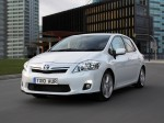 Toyota Auris HSD UK 2010 Photo 05