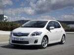 Toyota Auris HSD UK 2010 Photo 06