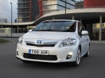 Toyota Auris HSD UK 2010 Photo 07