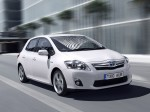 Toyota Auris HSD UK 2010 Photo 08