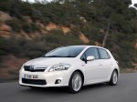 Toyota Auris HSD UK 2010 Photo 10