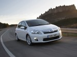 Toyota Auris HSD UK 2010 Photo 12