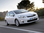 Toyota Auris HSD UK 2010 Photo 13