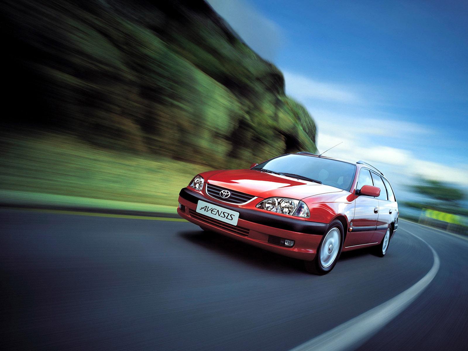 toyota avensis wagon 2000-2002 toyota avensis wagon 2000-2002