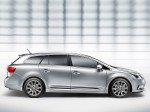 Toyota Avensis Wagon 2011 Photo 02