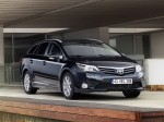 Toyota Avensis Wagon 2011 Photo 13