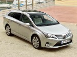 Toyota Avensis Wagon 2011 Photo 17