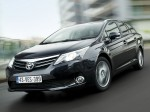 Toyota Avensis Wagon 2011 Photo 20