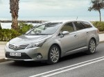 Toyota Avensis Wagon 2011 Photo 21