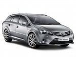 Toyota Avensis Wagon 2011 Photo 24