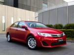 Toyota Camry Altise 2011 Photo 03