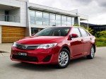 Toyota Camry Altise 2011 Photo 04