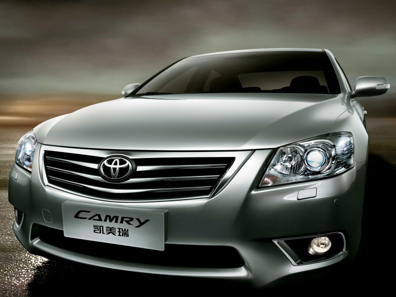 Toyota Camry China 2006 Photo 06