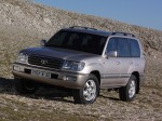 Toyota Land Cruiser 100 1998-2007 Photo 04