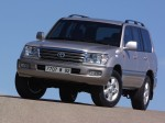 Toyota Land Cruiser 100 1998-2007 Photo 23