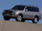 Toyota Land Cruiser 100 1998-2007 Photo 24