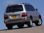 Toyota Land Cruiser 100 1998-2007 Photo 25
