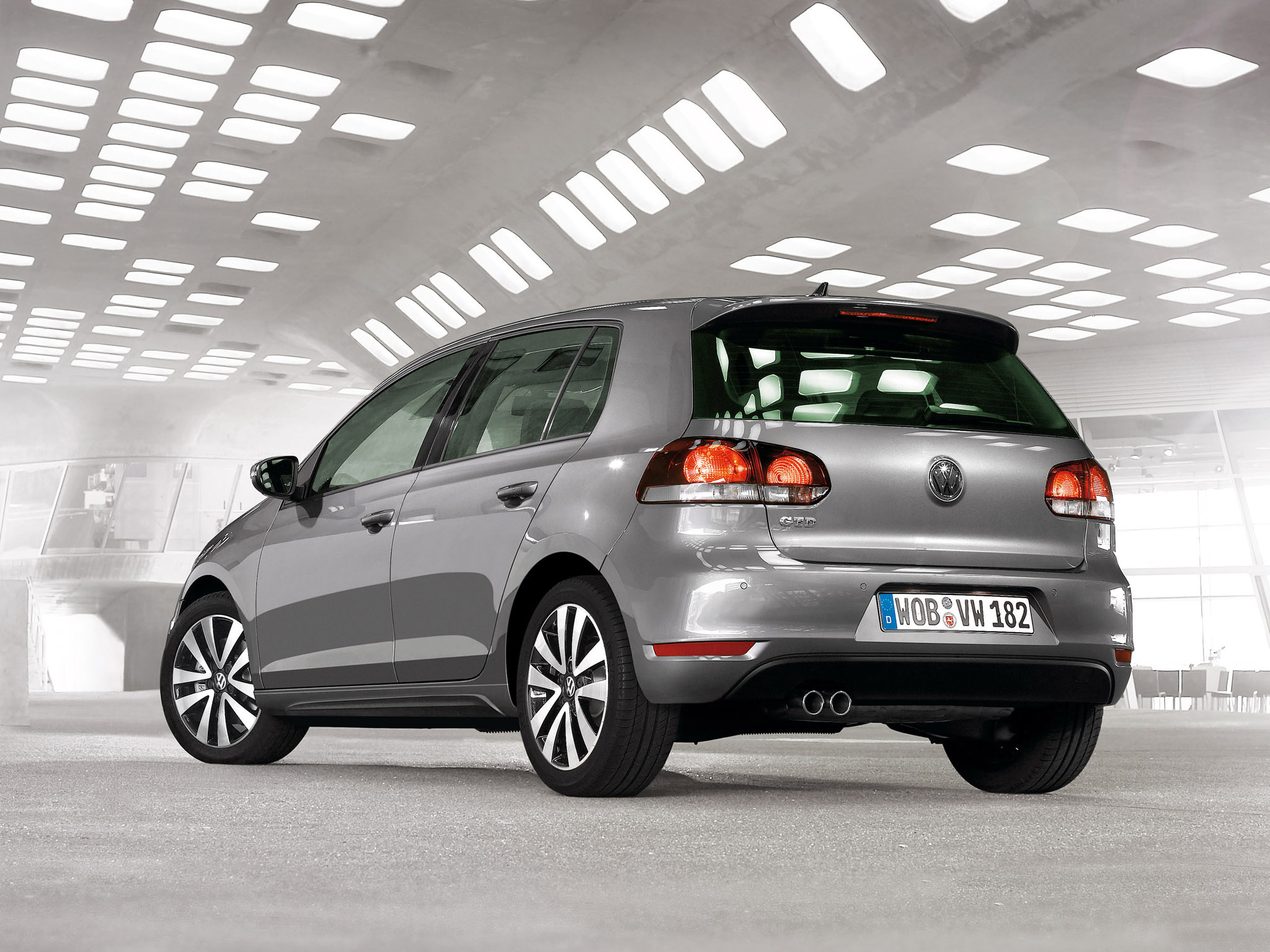 volkswagen golf vi gtd 5 door 2009 volkswagen golf vi gtd. Black Bedroom Furniture Sets. Home Design Ideas