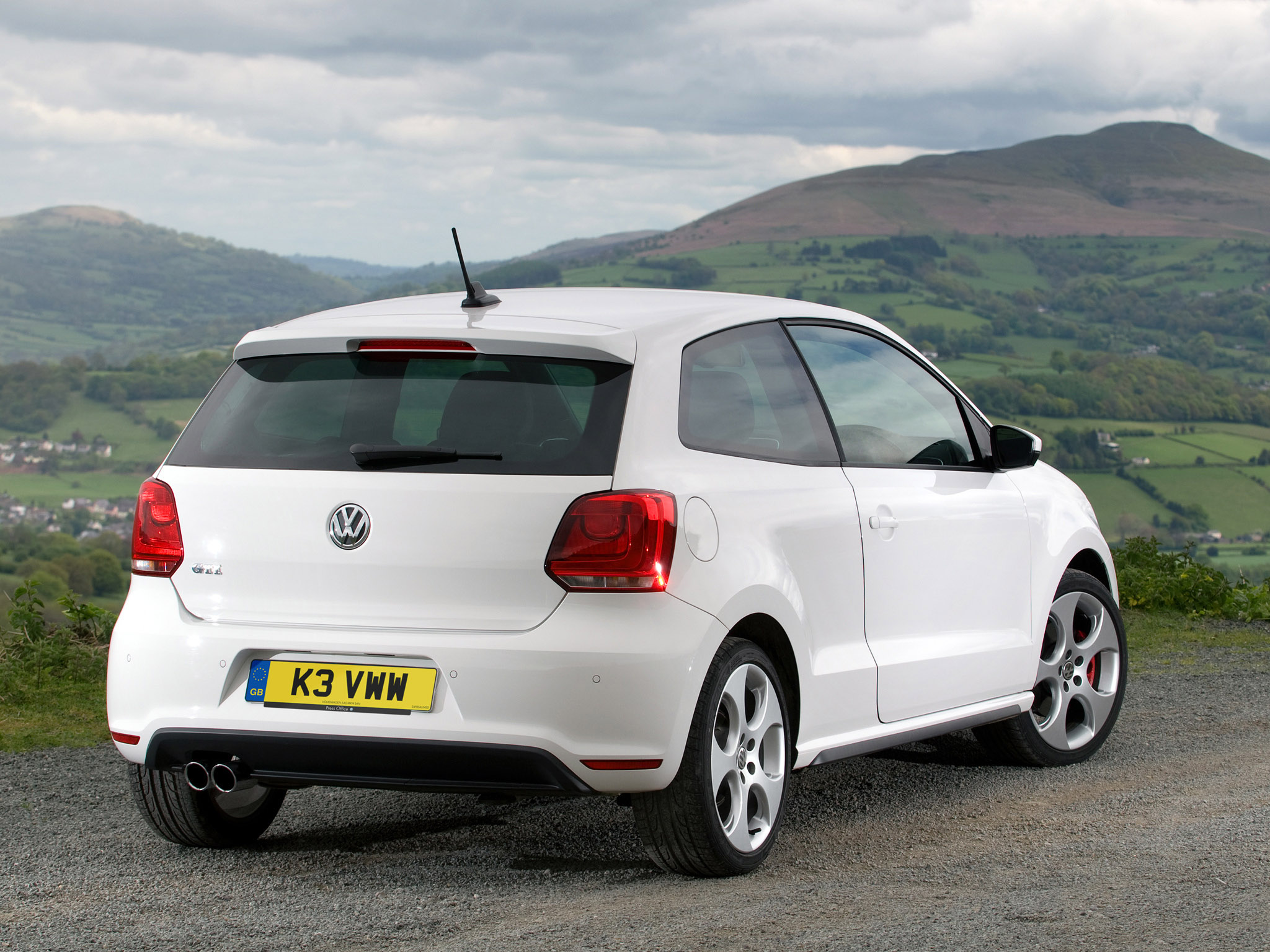 volkswagen polo gti 3 door uk 2010 volkswagen polo gti 3 door uk 2010 photo 10 car in pictures. Black Bedroom Furniture Sets. Home Design Ideas