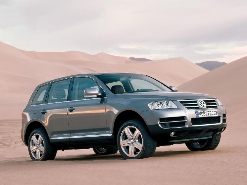 Запчасти для Volkswagen Touareg