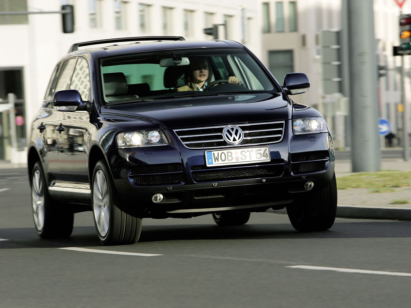 volkswagen touareg v6 tdi 2006 volkswagen touareg v6 tdi 2006 photo 03 car in pictures car. Black Bedroom Furniture Sets. Home Design Ideas