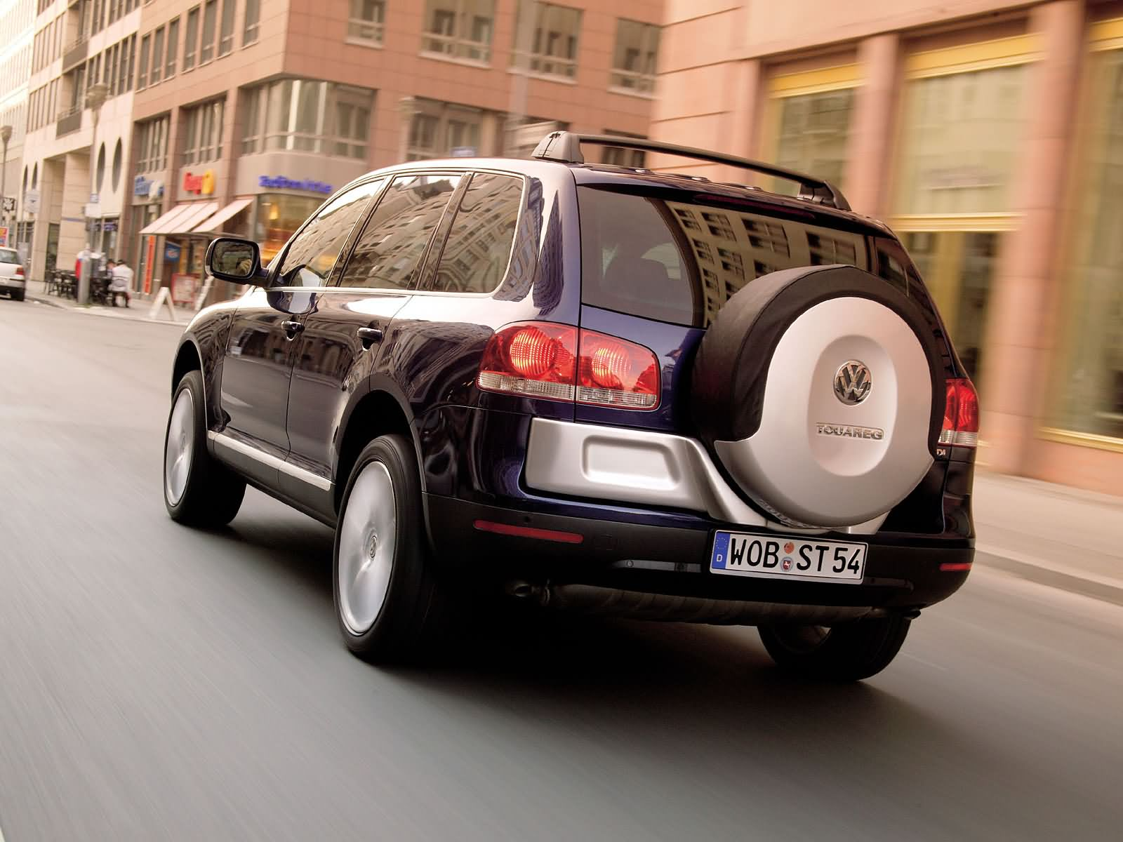volkswagen touareg v6 tdi 2006 volkswagen touareg v6 tdi 2006 photo 04 car in pictures car. Black Bedroom Furniture Sets. Home Design Ideas