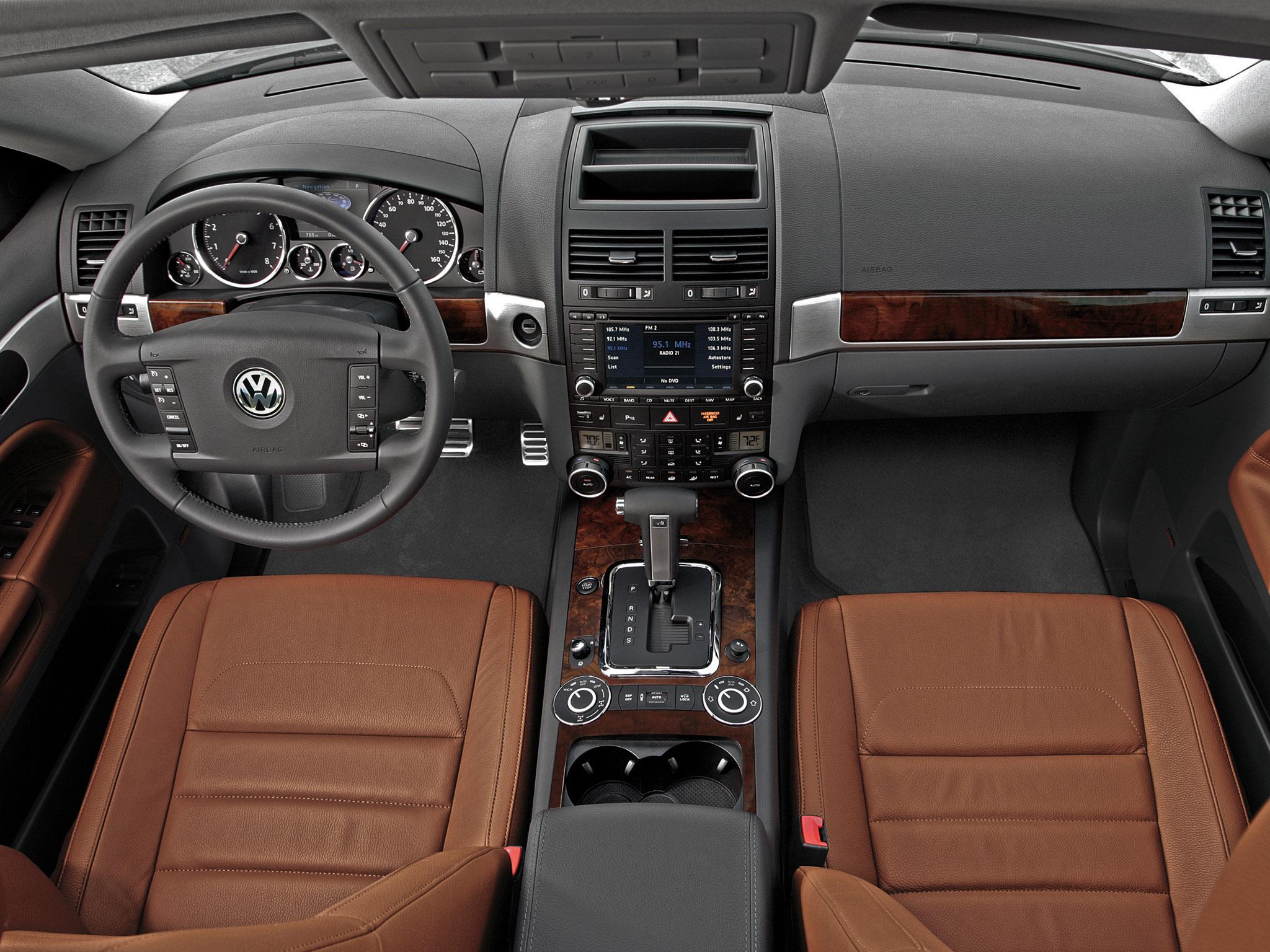 2009 Volkswagen Jetta Dieselvolkswagen Touareg V6 Tdi Clean Diesel Fuse Box 2008 Photo 01