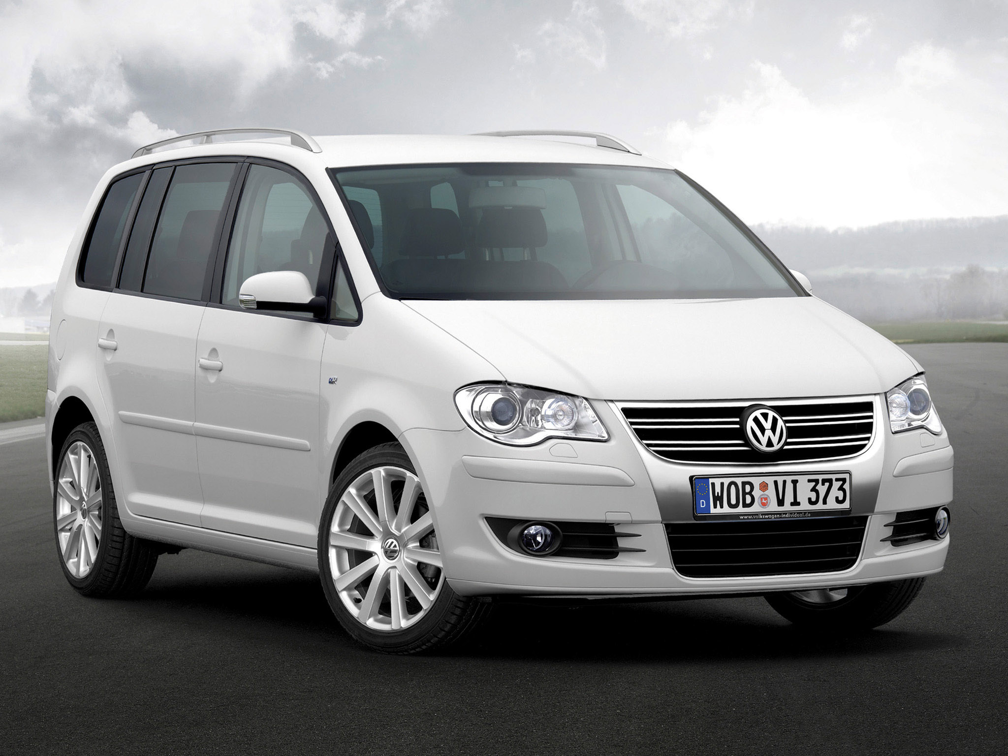 volkswagen touran r line 2007 volkswagen touran r line 2007 photo 02 car in pictures car. Black Bedroom Furniture Sets. Home Design Ideas