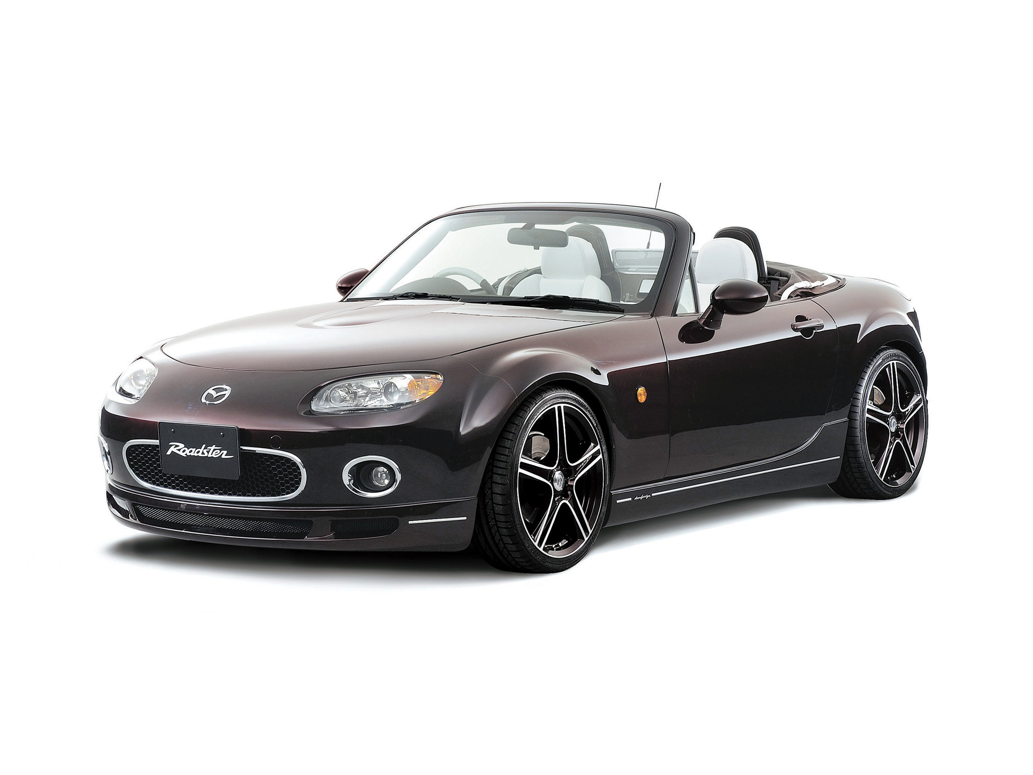 damd mazda mx 5 black metal roadster nc ec 2005 damd mazda. Black Bedroom Furniture Sets. Home Design Ideas