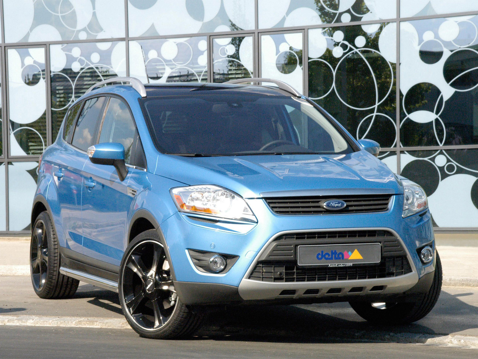 delta ford kuga 2008 delta ford kuga 2008 photo 02 car in pictures car photo gallery. Black Bedroom Furniture Sets. Home Design Ideas