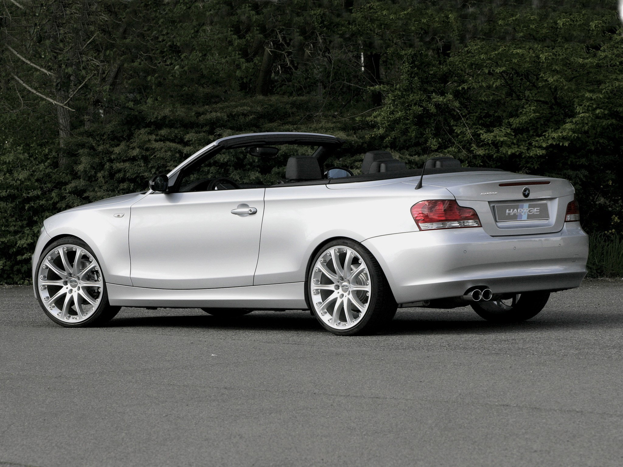 hartge bmw 1 series 135i cabrio e88 2008 hartge bmw 1 series 135i cabrio e88 2008 photo 01 car. Black Bedroom Furniture Sets. Home Design Ideas