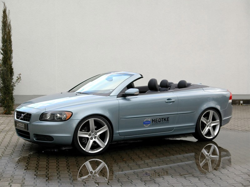 heico sportiv volvo c70 2005 2008 heico sportiv volvo c70. Black Bedroom Furniture Sets. Home Design Ideas