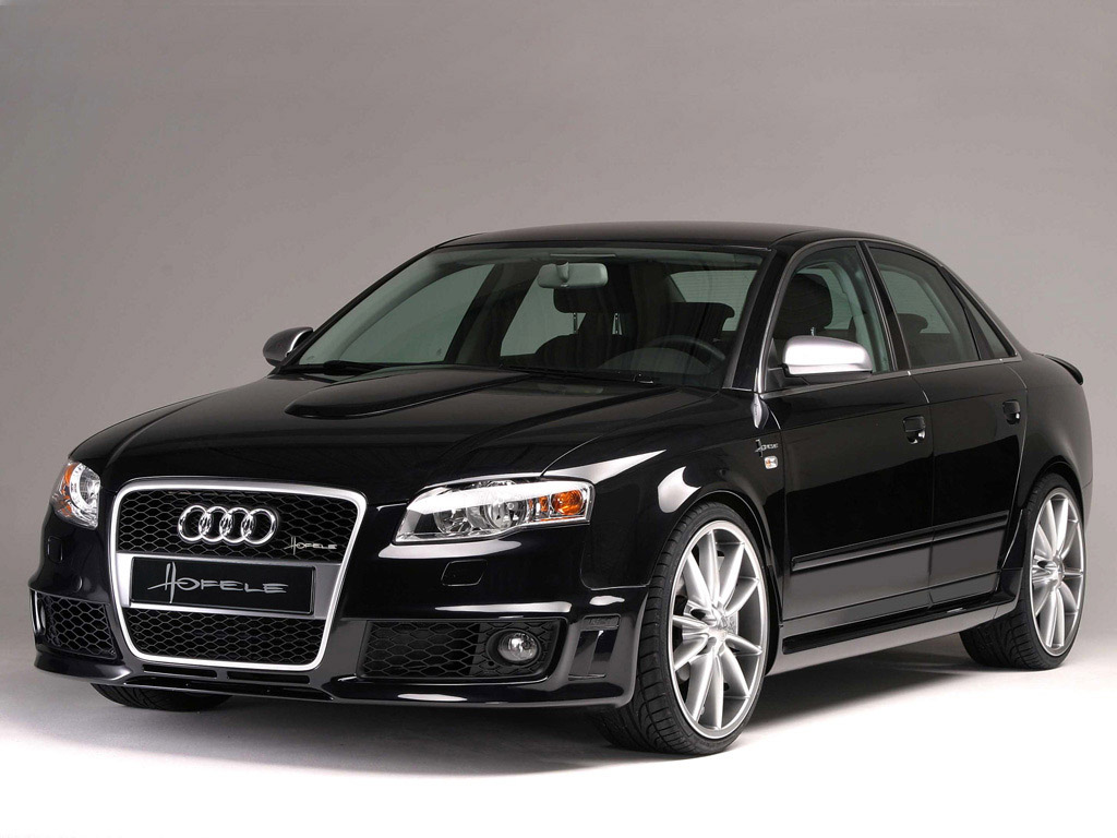 hofele design audi a4 sedan b7 8e 2004 2007 hofele design. Black Bedroom Furniture Sets. Home Design Ideas