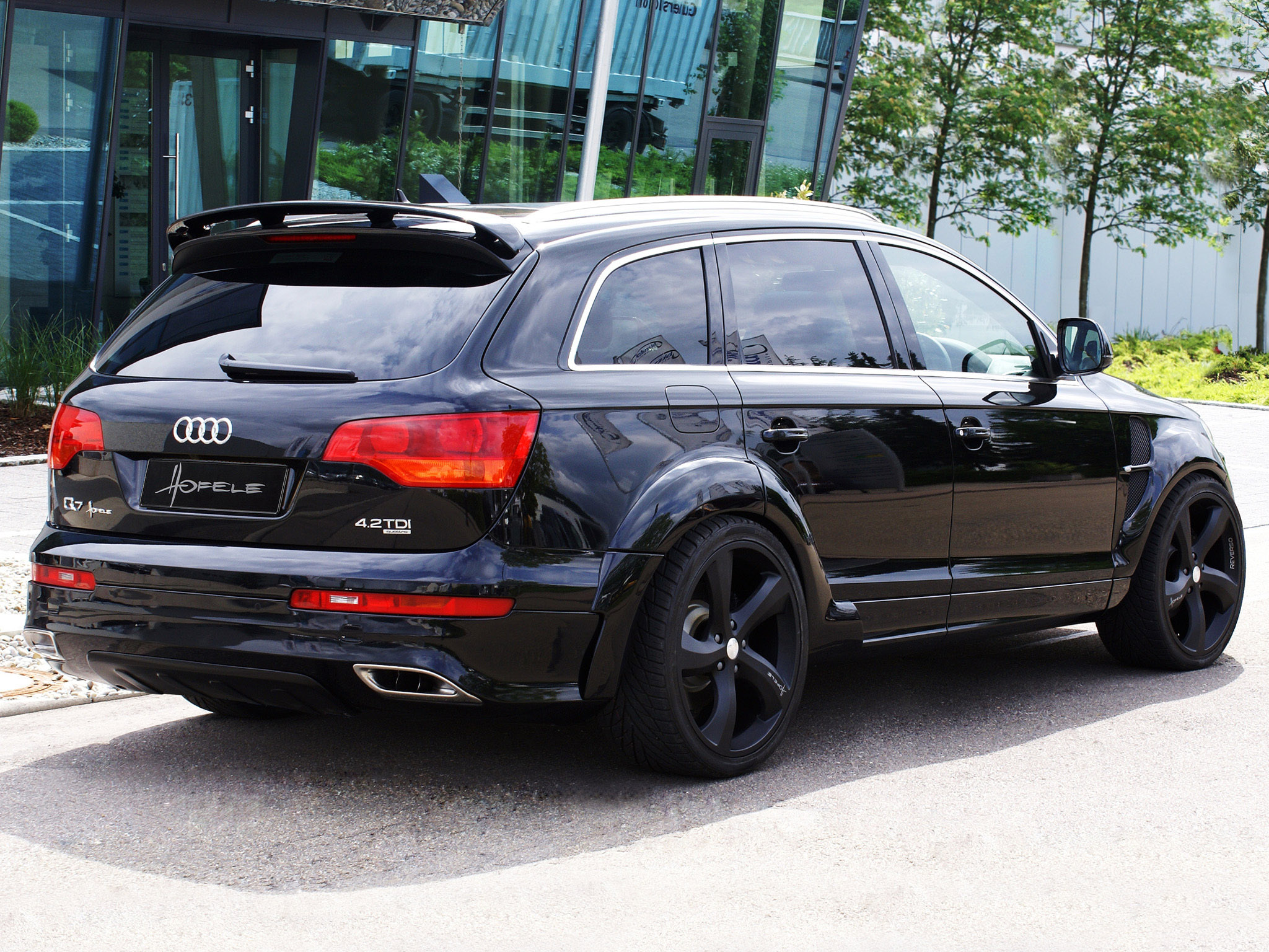 Kelebihan Kekurangan Audi Q7 2008 Review