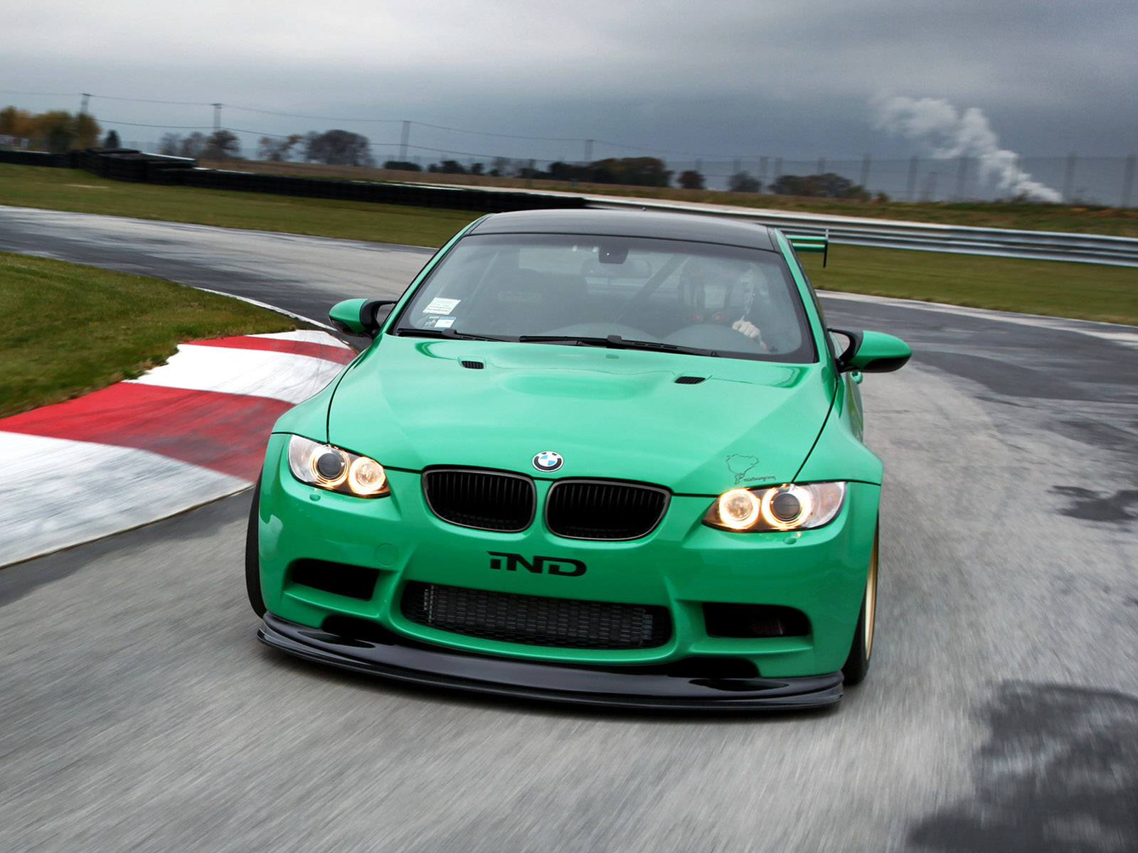 bmw m3 coupe green - photo #11