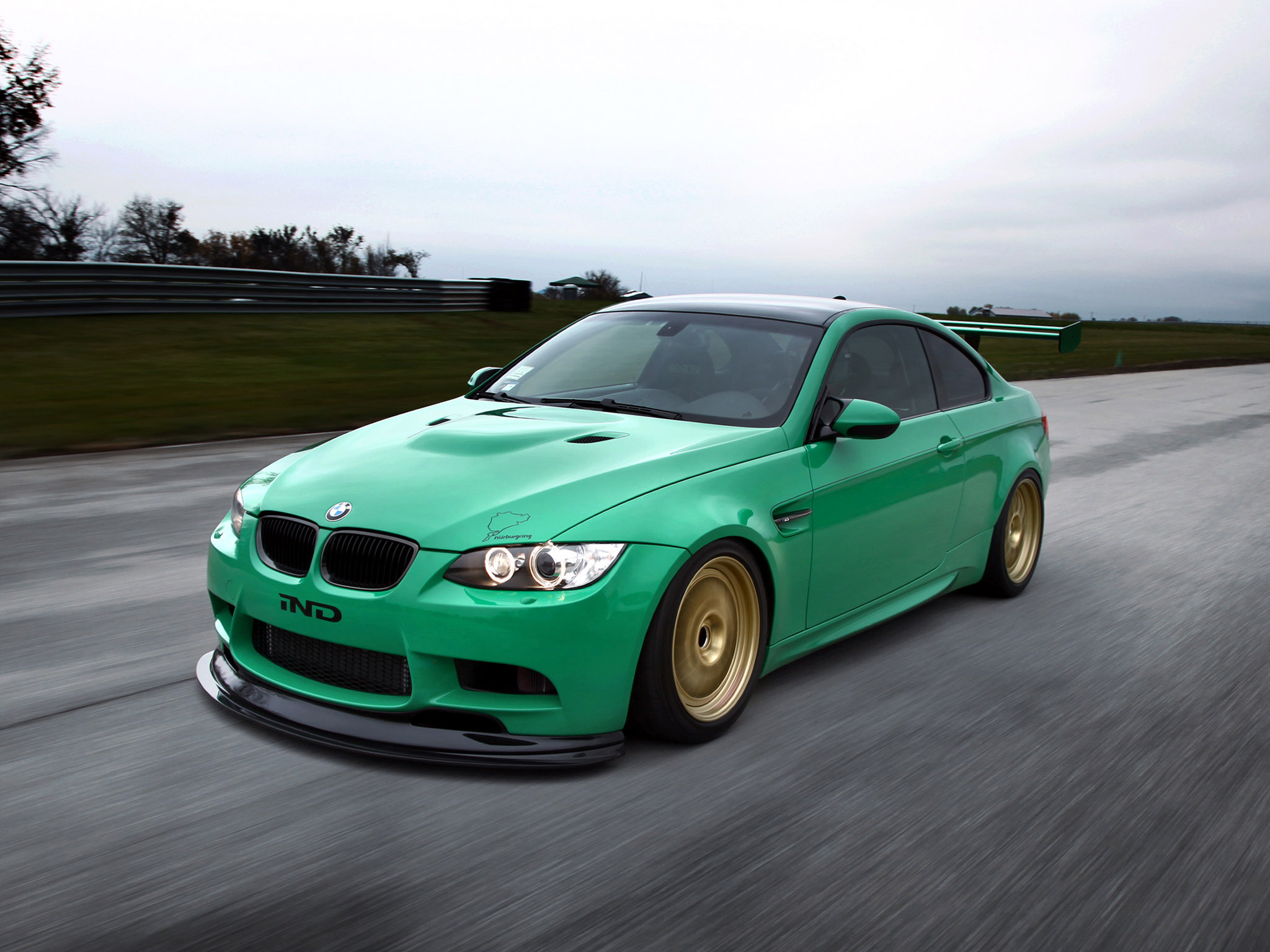 bmw m3 coupe green - photo #3