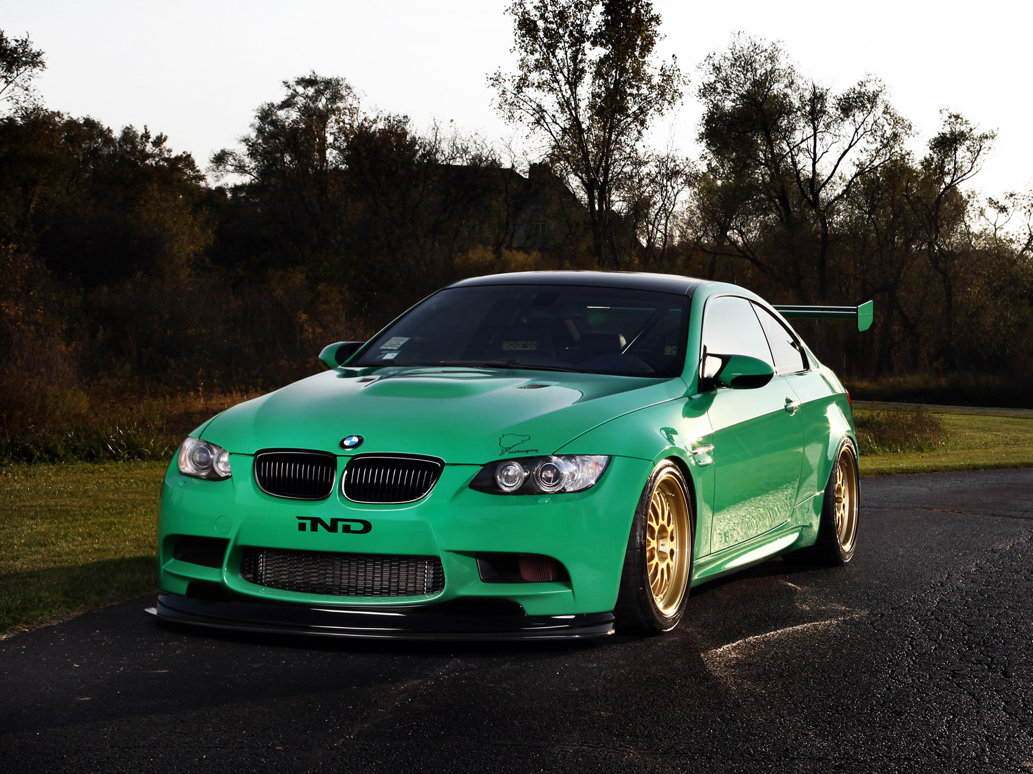 bmw m3 coupe green -#main