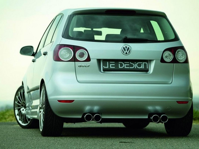 je design volkswagen golf plus 2005 2008 je design volkswagen golf plus 2005 2008 photo 01 car. Black Bedroom Furniture Sets. Home Design Ideas