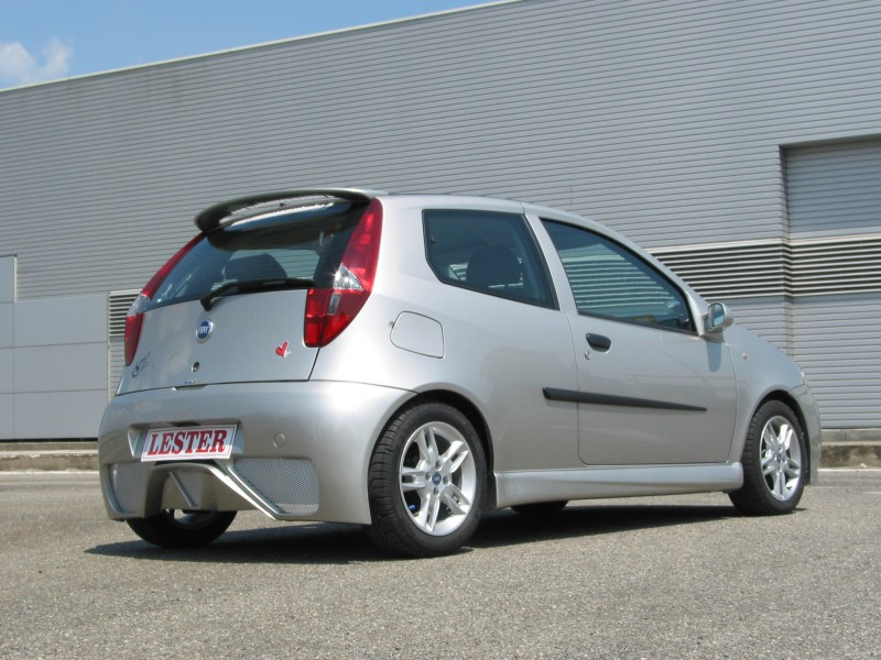 Lester Fiat Punto II Facelift Photo 2