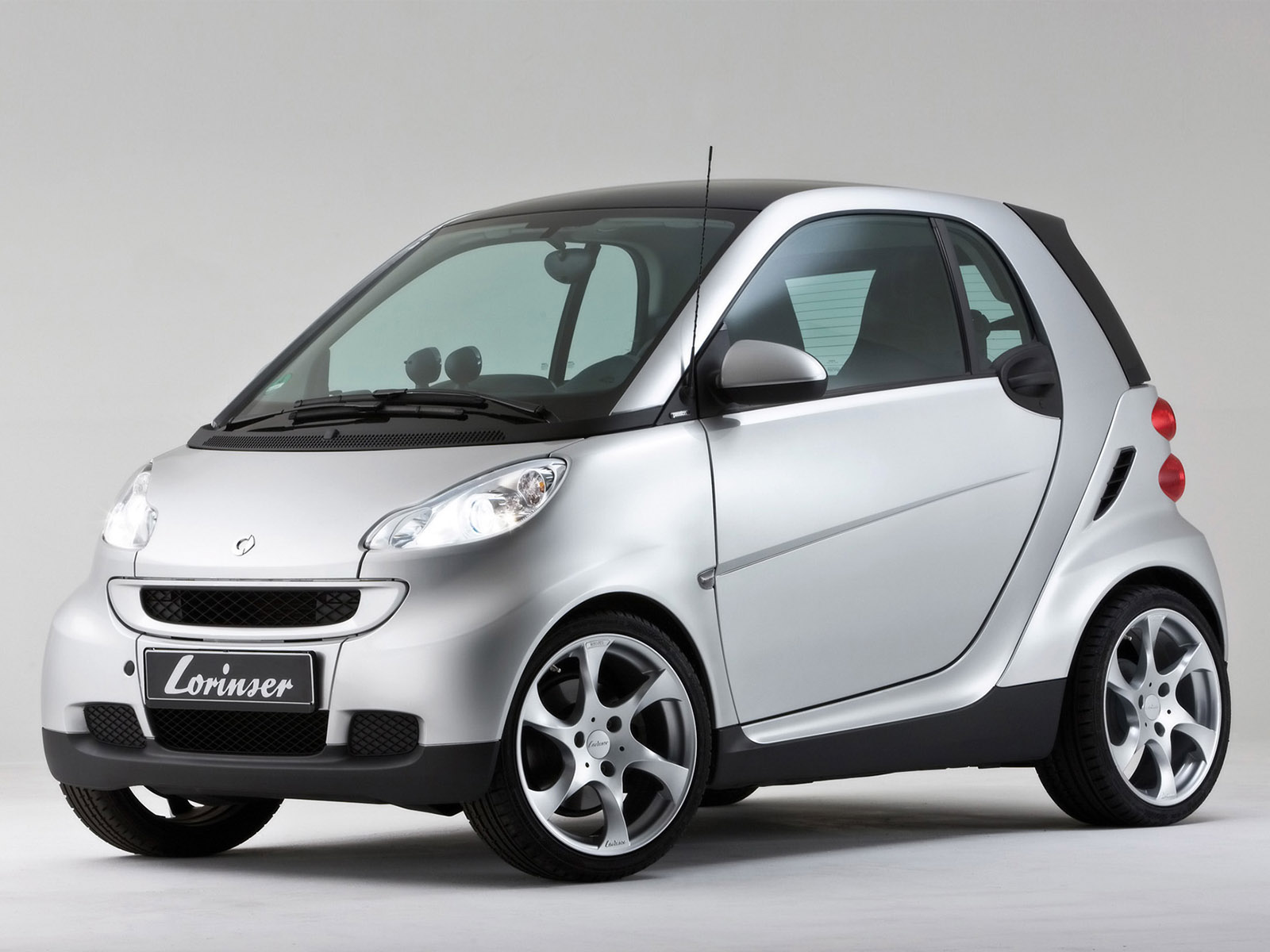 lorinser smart fortwo 2008 lorinser smart fortwo 2008 photo 2 car in pictures car photo gallery. Black Bedroom Furniture Sets. Home Design Ideas