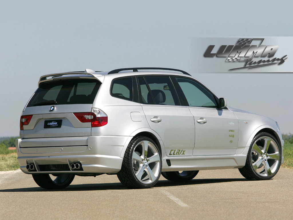 Lumma Design Bmw X3 E83 Photo 1 Car In Pictures Car Photo Gallery