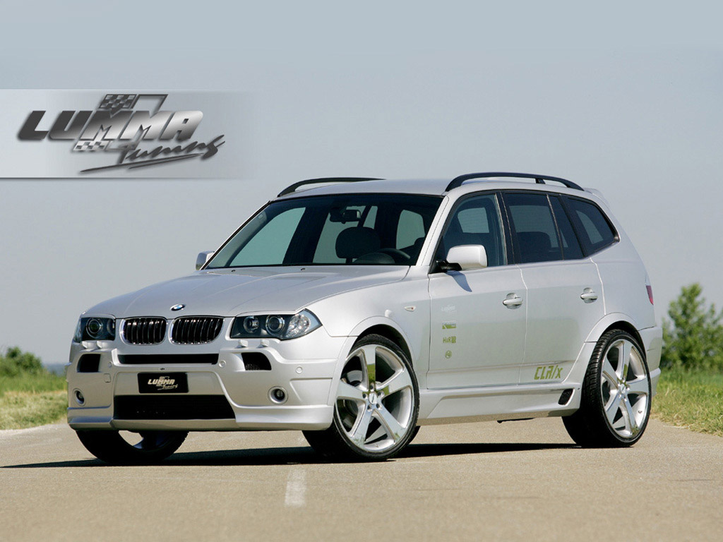 lumma design bmw x3 e83 lumma design bmw x3 e83 photo 2. Black Bedroom Furniture Sets. Home Design Ideas