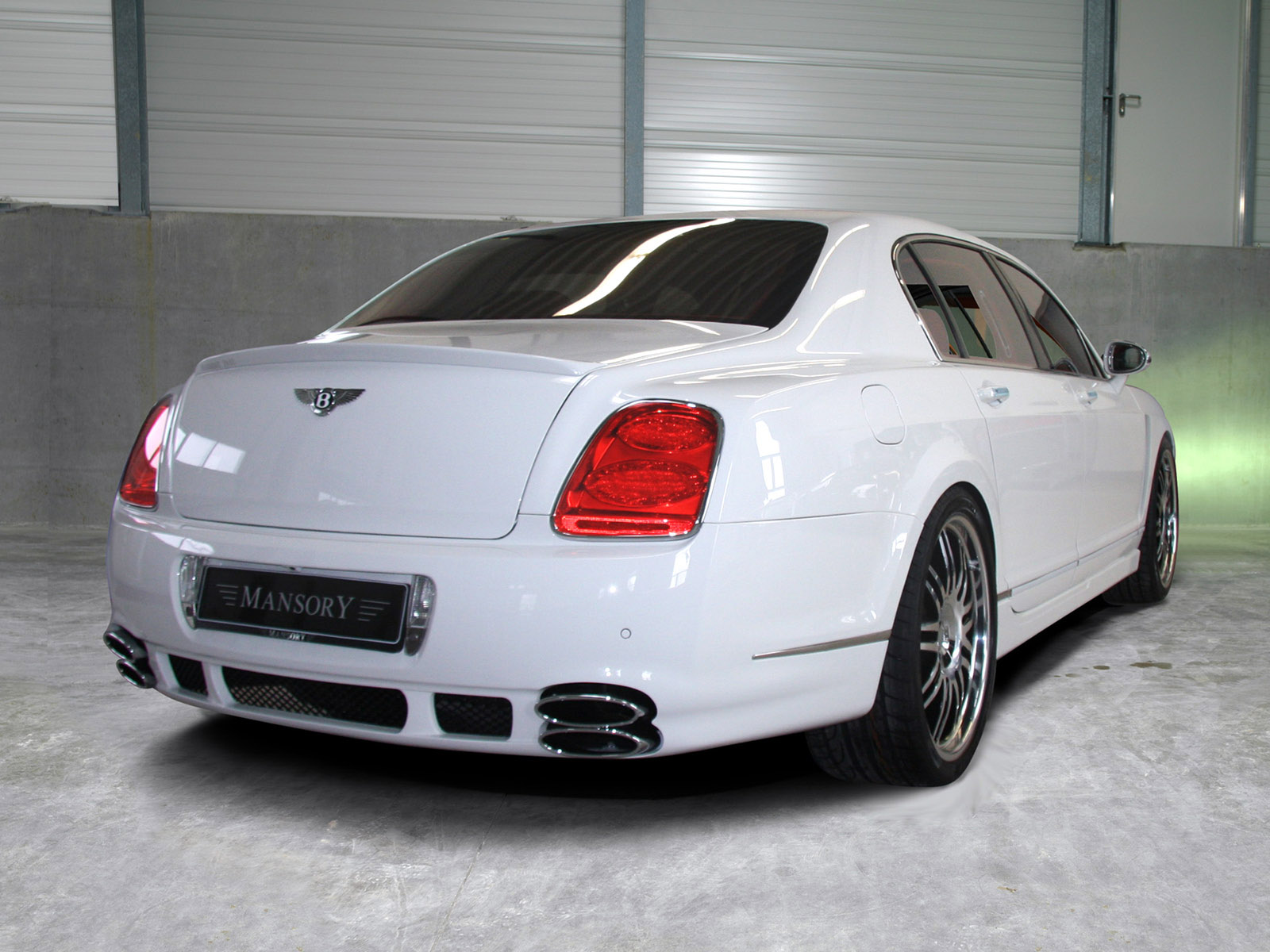 Bentley Continental Flying Spur Speed 2008 Mansory Bentley Continental ...