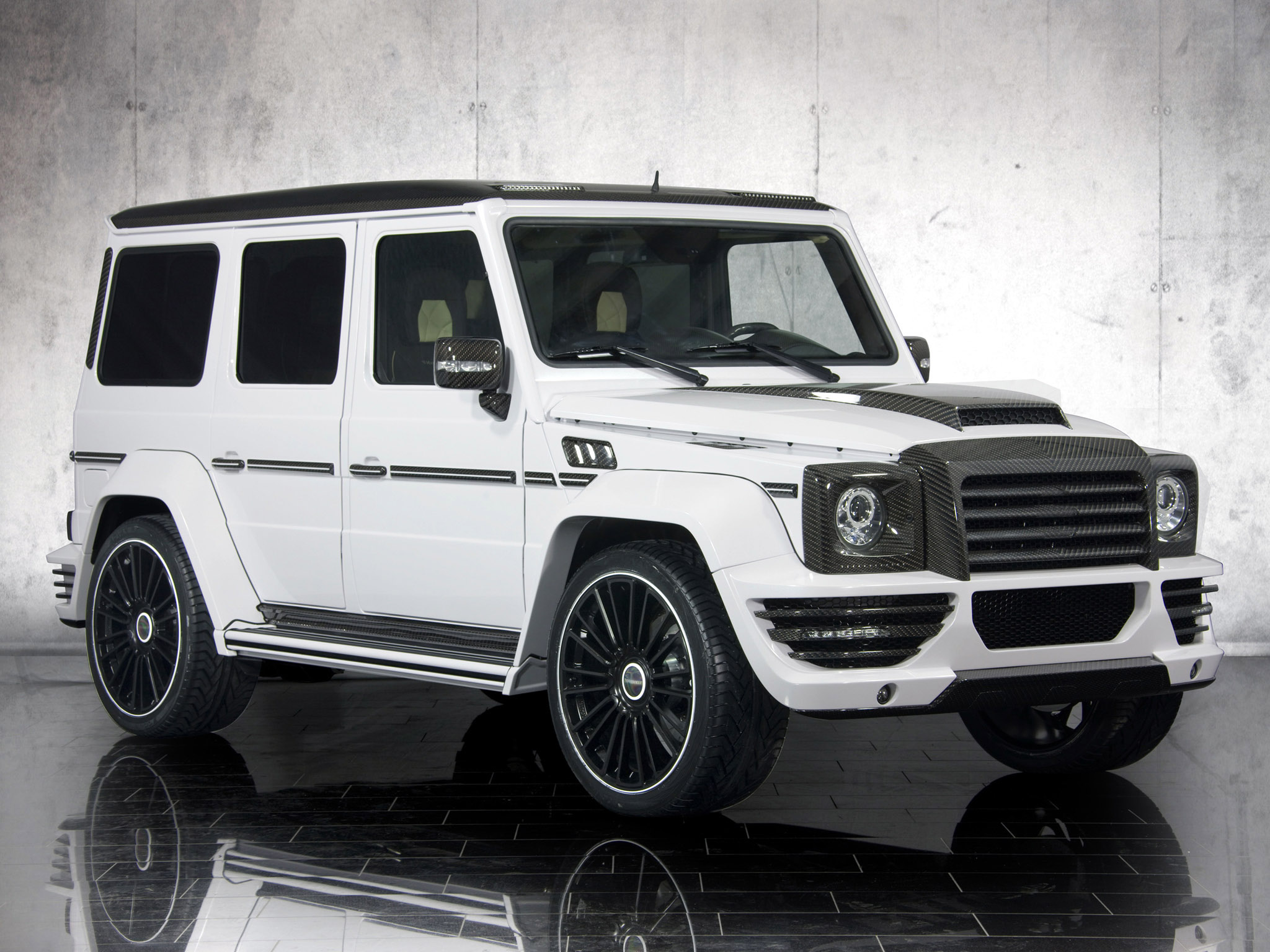 mansory mercedes g klasse g couture 2010 mansory mercedes. Black Bedroom Furniture Sets. Home Design Ideas