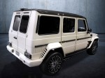 Mansory Mercedes G-Klasse W463 2011 Photo 02