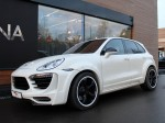 Met-R Porsche Cayenne Radical Star 958 2010 Photo 01